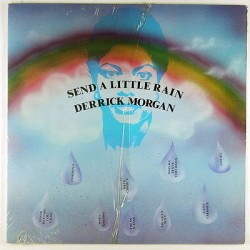 DERRICK MORGAN - Send A Little Rain - LP