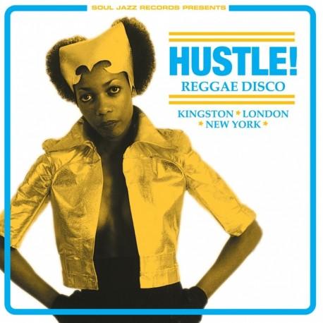 V/A - HUSTLE! : Reggae Disco - 2xLP