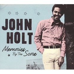 JOHN HOLT - Memories By The Score - 2xLP