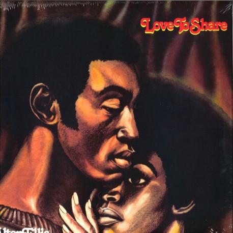 ALTON ELLIS - Love To Share - LP