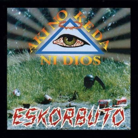ESKORBUTO - Aki No Keda Ni Dios - LP