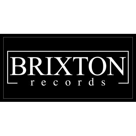 Patch BRIXTON RECORDS