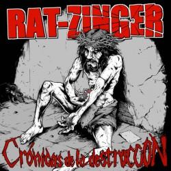 RAT-ZINGER - Cronicas De La Destruccion - CD