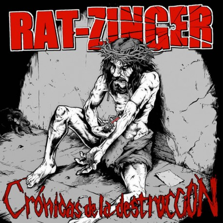 RAT-ZINGER - Cronicas De La Destruccion - CD