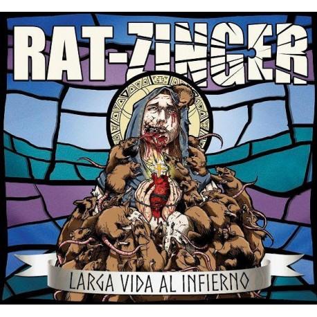 RAT-ZINGER - Larga Vida Al Infierno - CD