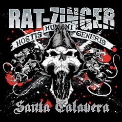 RAT-ZINGER - Santa Calavera - CD