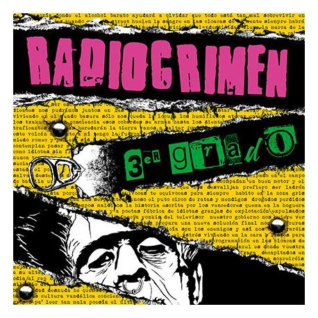 RADIOCRIMEN - 3er Grado - CD