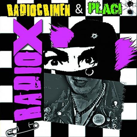RADIOCRIMEN & PLACI -  Radio X - CD