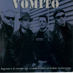 """VOMITO - Regreso A La Escena Del Crimen - 7"""""""