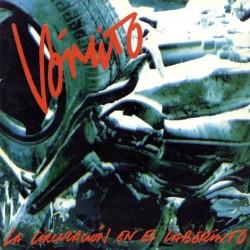 VOMITO - La Circulacion En El Laberinto - CD
