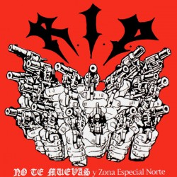 RIP - No Te Muevas + Zona Especial Norte - CD