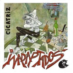 CICATRIZ - Inadaptados - CD