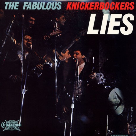 THE FABULOUS KNICKERBOCKERS - Lies - LP