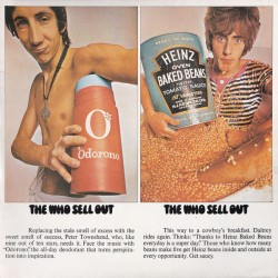 THE WHO - The Who Sell Out - LP