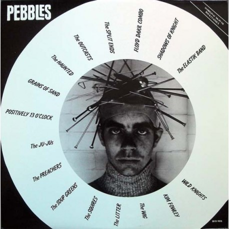 V/A - Pebbles (Original Artyfacts From The First Punk Era)  Vol. 1 - LP