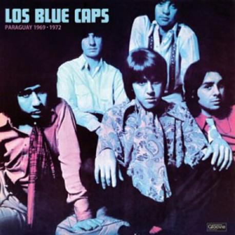LOS BLUE CAPS - Paraguay 1969-1972 - LP