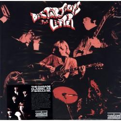 THE LITTER - Distortions - LP