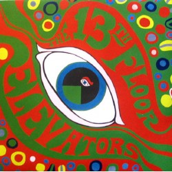 THE 13th FLOOR ELEVATORS - The Psychedelic Sounds Of - LP