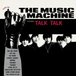THE MUSIC MACHINE - Turn On - LP