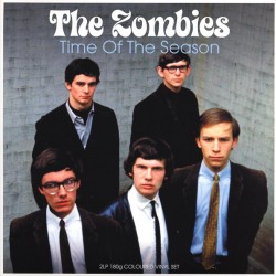 THE ZOMBIES - Time Of The Season - 2LP
