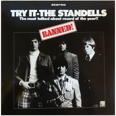 THE STANDELLS - Try It - LP