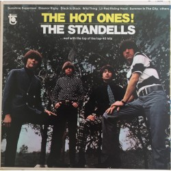 THE STANDELLS - The Hot Ones - LP