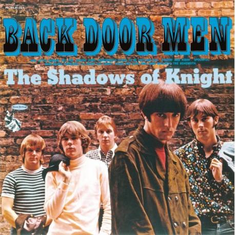 THE SHADOWS OF KNIGHT - Back Door Man - LP