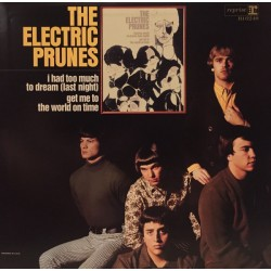 THE ELECTRIC PRUNES - The Electric Prunes - LP