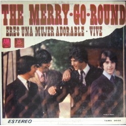 THE MERRY GO ROUND -  You're a Very Lovely Woman - LP