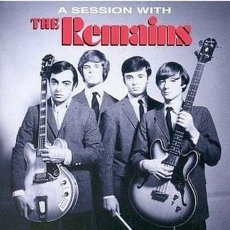 THE REMAINS - A Session With - LP