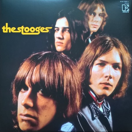 THE STOOGES - The Stooges - 2xLP