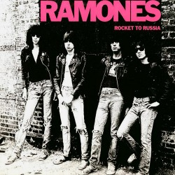 RAMONES - Rocket To Russia - LP