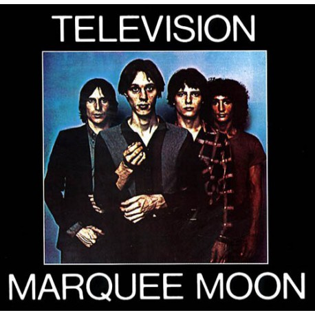 TELEVISION - Marquee Moon - LP