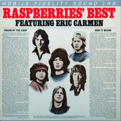 RASPBERRIES - Raspberries Best  Featuring Eric Carmen - LP