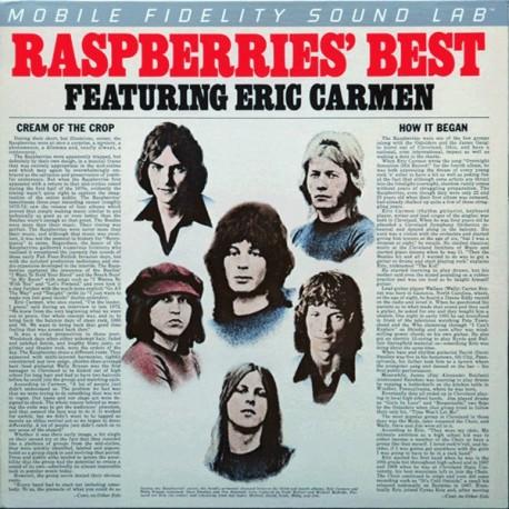 RASPBERRIES - Raspberries Best  Featuring Eric Carmen - LP