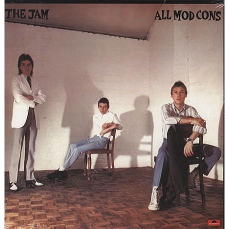 THE JAM - All Mod Cons - LP