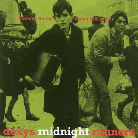 DEXYS MIDNIGHT RUNNERS - Searching For The Young Soul Rebels - LP