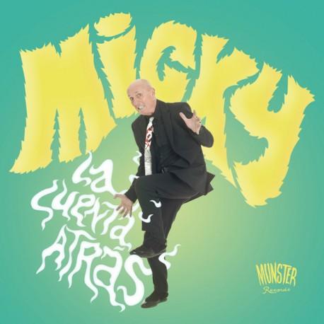 MICKY- La Cuenta Atras - LP