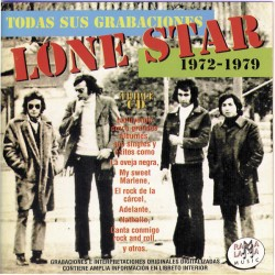 LONE STAR - Todas Sus Grabaciones 1972-1979 - 3CD