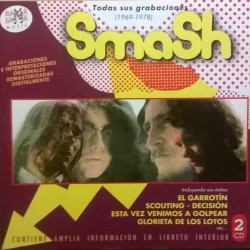 SMASH - Todas Sus Grabaciones (1969-1978) - 2CD