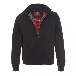MERC Harrington  Jacket - NAVY