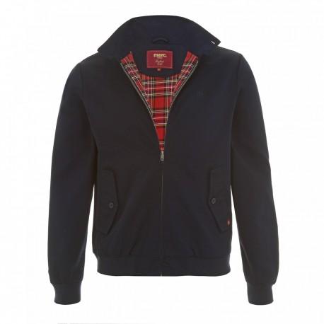 MERC Harrington  Jacket - NAVY