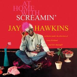 SCREAMIN' JAY HAWKINS - At Home With Screamin' Jay Hawkins - LP