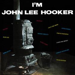 JOHN LEE HOOKER - I'm John Lee Hooker - LP