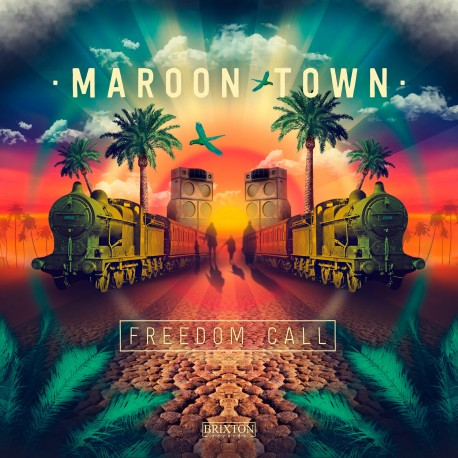MAROON TOWN - Freedom Call - CD