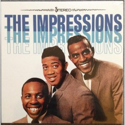 THE IMPRESSIONS - The Impressions - LP