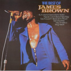 JAMES BROWN - Prisoner Of Love - LP