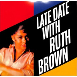 RUTH BROWN -Late Date With Ruth Brown - LP
