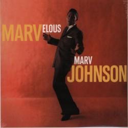 MARV JOHNSON - Marvelous Marv Johnson - LP