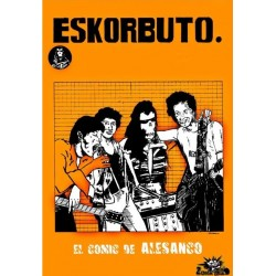 ESKORBUTO : El Comic De Alesanco - Comic